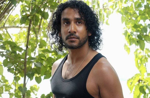 Lost Cast: Naveen Andrews as Sayid Jarrah