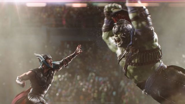 See More of the Thor vs Hulk Fight in New Ragnarok Promo