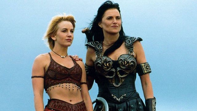 NBC's Xena: Warrior Princess reboot is dead
