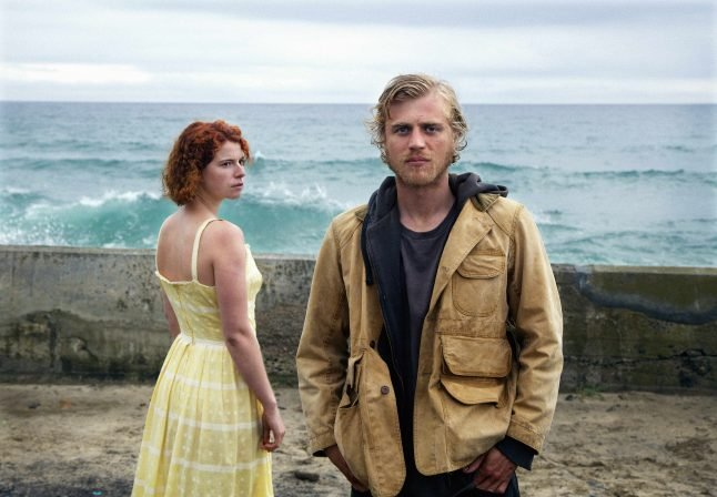A3_Jessie Buckley (Moll) and Johnny Flynn (Pascal) in BEAST_Photgrapher_Kerry Brown
