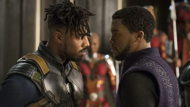 First Black Panther Toys Tease an Upgrade for Film's Villain