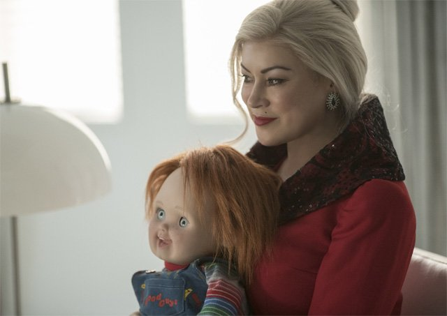 Check Out Cult of Chucky Behind-the-Scenes Photos