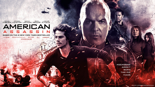 Interviews with the American Assassin cast