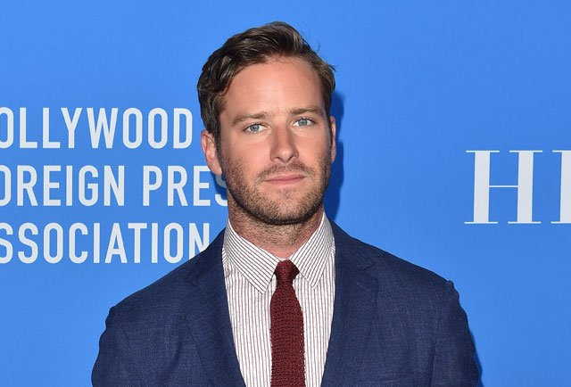 Armie Hammer Joins Felicity Jones in On the Basis of Sex