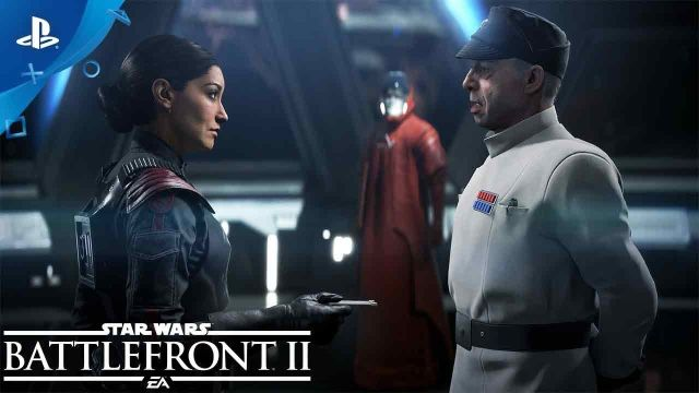 Get a Taste of the Star Wars Battlefront II Story in First Cut Scene