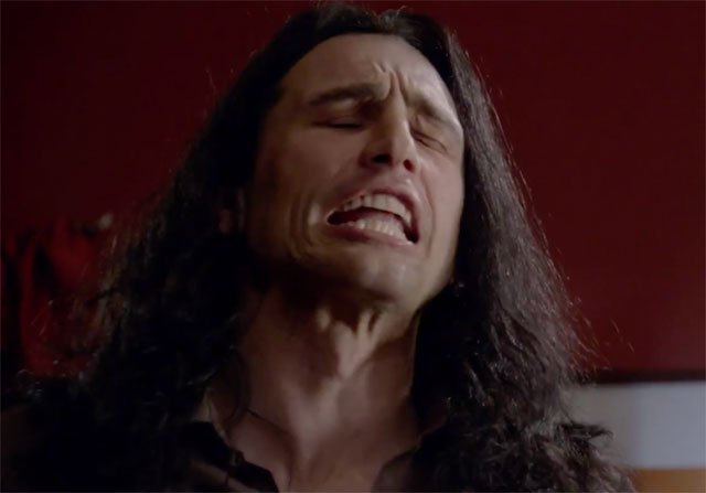 James Franco on first seeing 'The Room' in BC