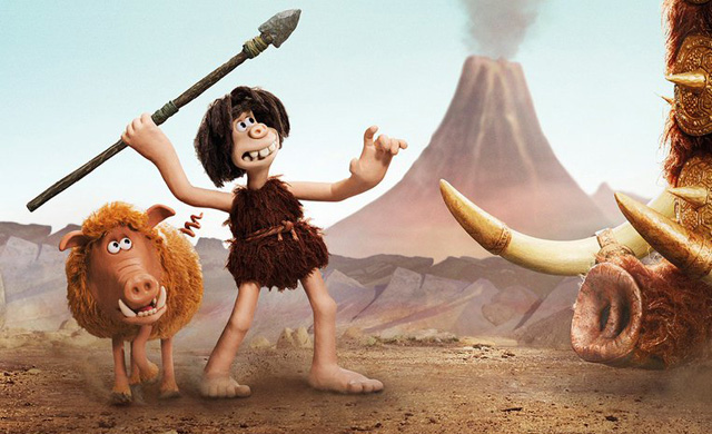 The New Early Man Trailer and Poster!