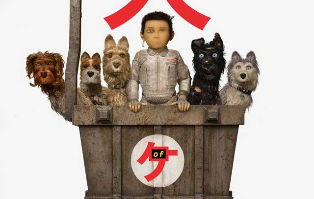 The New Trailer and Poster for Wes Anderson's Isle of Dogs