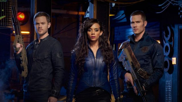 Syfy and Space have renewed Killjoys for two final seasons ahead of season 3 finale