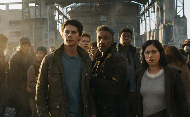 Here's the super dark official trailer for 'Maze Runner: The Death Cure'