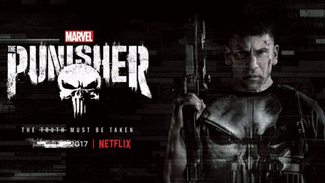 The Punisher Renewed for Second Season!