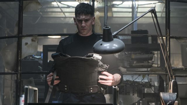 New Photos From Marvel's The Punisher Tease Frank Castle's Transformation