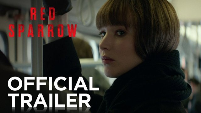 Red Sparrow Trailer Features Jennifer Lawrence as a Spy
