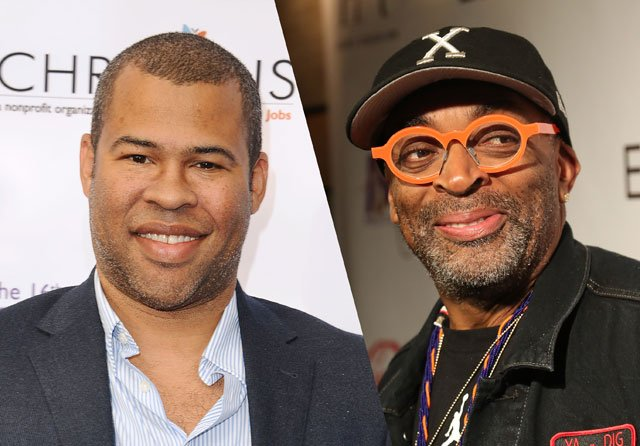 Jordan Peele and Spike Lee Teaming Up for KKK Thriller 'Black Klansman'