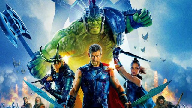 Chinese Thor: Ragnarok Trailer Brings New Footage