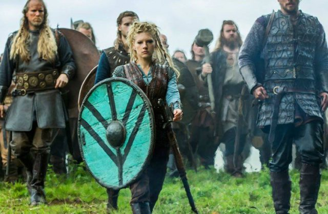 History orders 20-episode Vikings Season 6 with Katheryn Winnick to make directorial debut