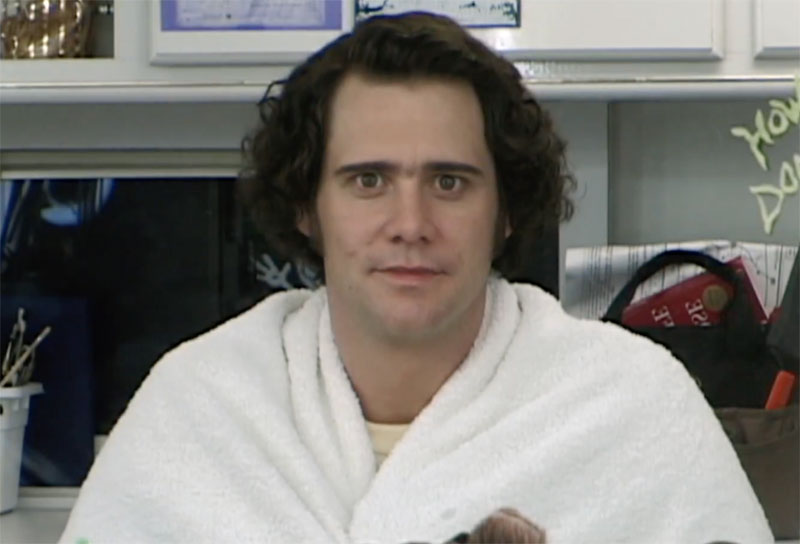 Jim Carrey goes insane in weird Andy Kaufman documentary