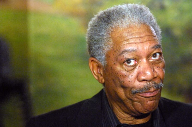 Morgan Freeman to play former Secretary of State Colin Powell in a new biopic