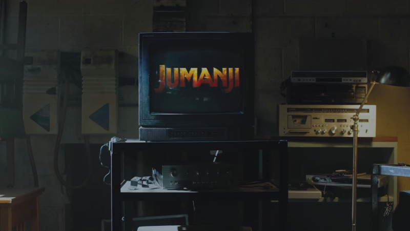 JUMANJI WELCOME TO THE JUNGLE Official Trailer 2 YouTube