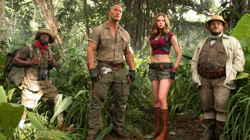 Jumanji: Welcome to the Jungle Should be on the Top Your Holiday Must-See List