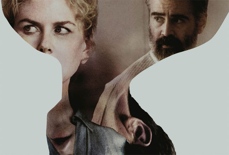 New The Killing of a Sacred Deer Poster and Website