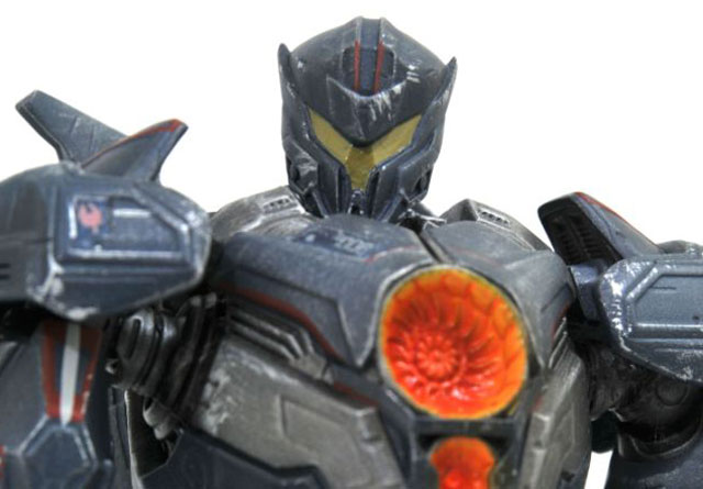 First Look at Pacific Rim Uprising Jaeger Toys