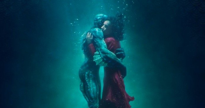 Check out the stunning new poster for The Shape of Water