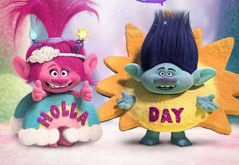 Trolls Holiday Animated Special Coming in November