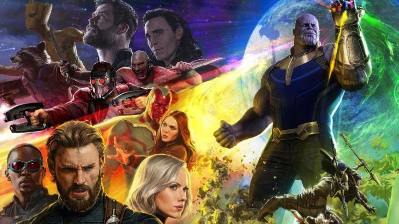 New Infinity War Art and Which Characters the Russo Bros. are Excited About