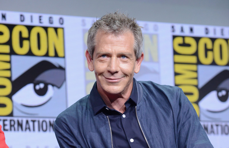 Captain Marvel Circles Ben Mendelsohn for Villainous Role