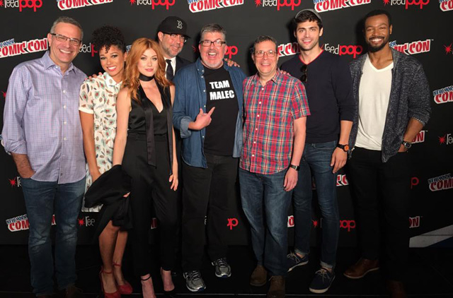 Beyond and Shadowhunters Sneak Peeks from New York Comic Con