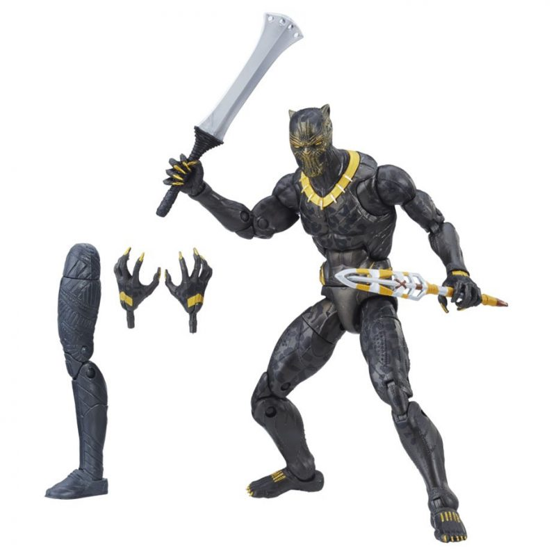 New Black Panther Toys Added to Hasbro Line