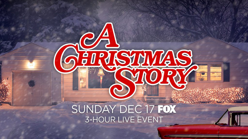 Ralphie Parker Cast for FOX's A Christmas Story Live!