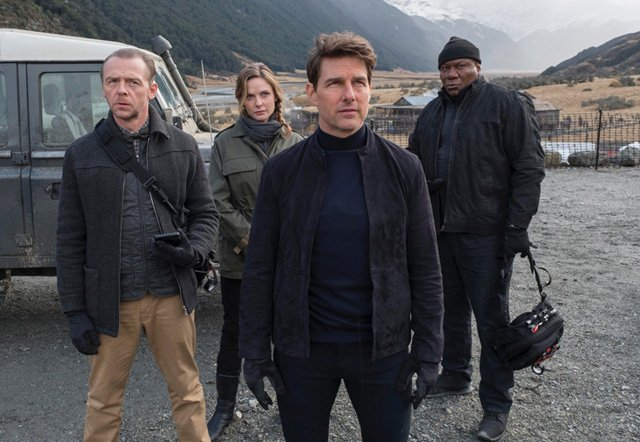 Tom Cruise is Back in Action on Mission: Impossible 6 Set After Injury