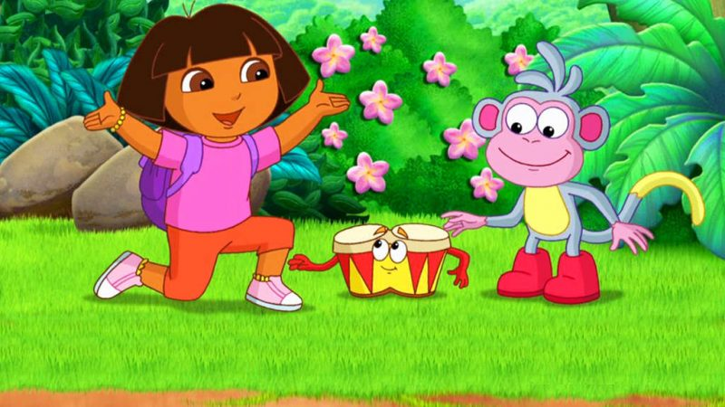Nick Stoller writing a live-action Dora the Explorer film for Paramount