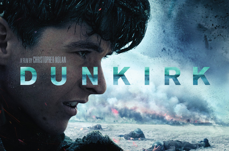 Dunkirk Sets Sail on 4K, Blu-ray, and DVD in December