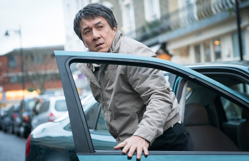 Interview: The Foreigner's Martin Campbell on Working with Jackie Chan