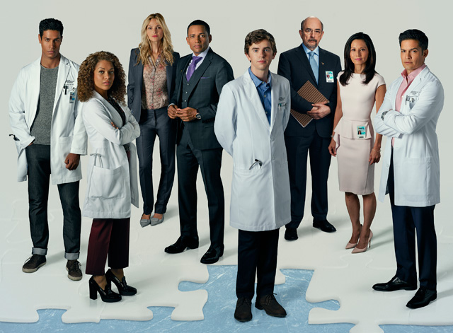 ABC Gives Full-Season Order to The Good Doctor