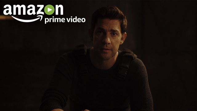 John Krasinski in a New Jack Ryan Teaser