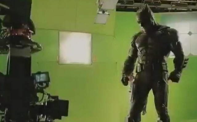 Justice League Behind-the-Scenes Video Online!