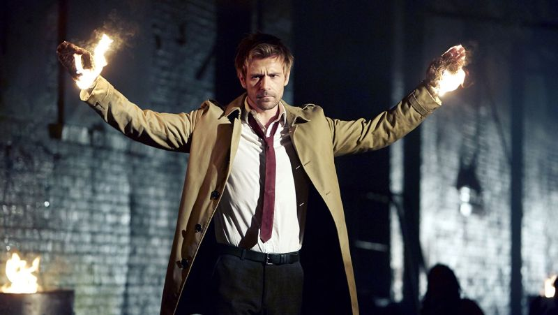 Matt Ryan to Appear as John Constantine in DC's Legends of Tomorrow