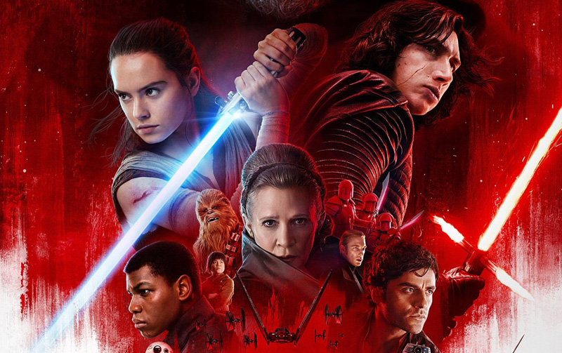 Star Wars: The Last Jedi Trailer Viewed Over 120.1M Times in 24 Hours