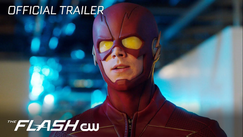 The Flash and Legends of Tomorrow Trailers for Next Week