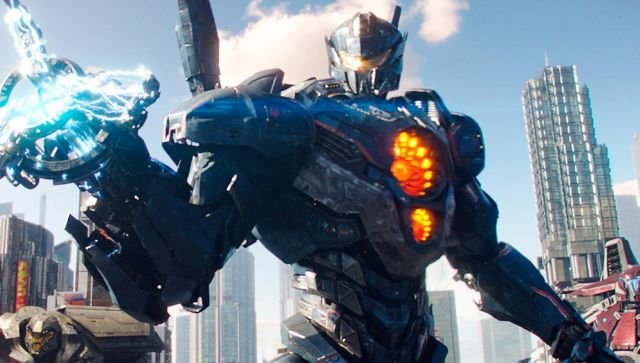 New Pacific Rim uprising photos released