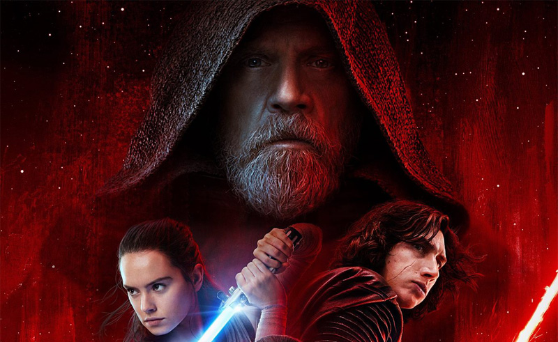 The New Star Wars: The Last Jedi Poster is Here!