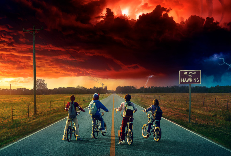 The New Stranger Things 2 Trailer!