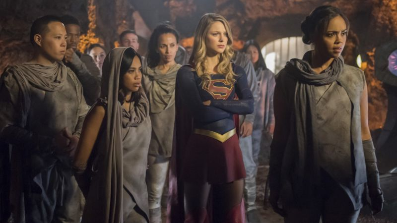Supergirl Episode 3.03 Photos: Far From the Tree