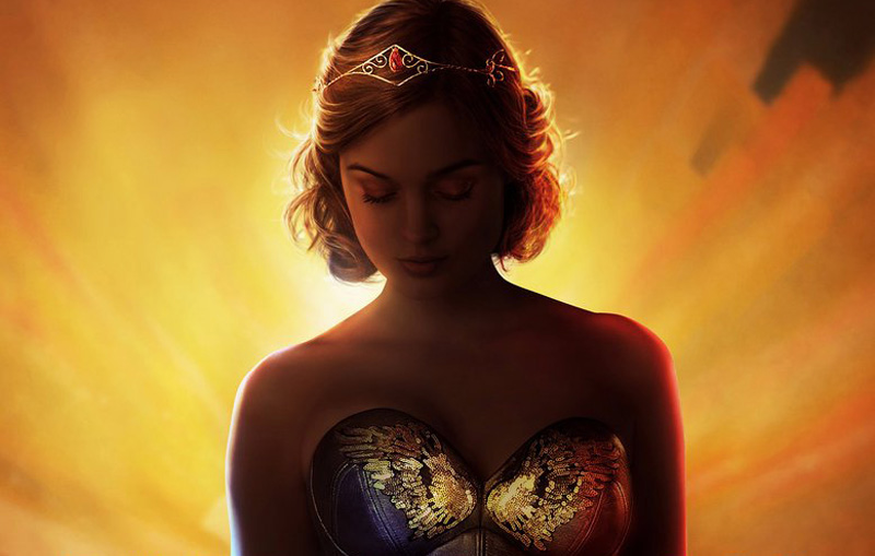 The New Professor Marston and the Wonder Women Trailer from NYCC