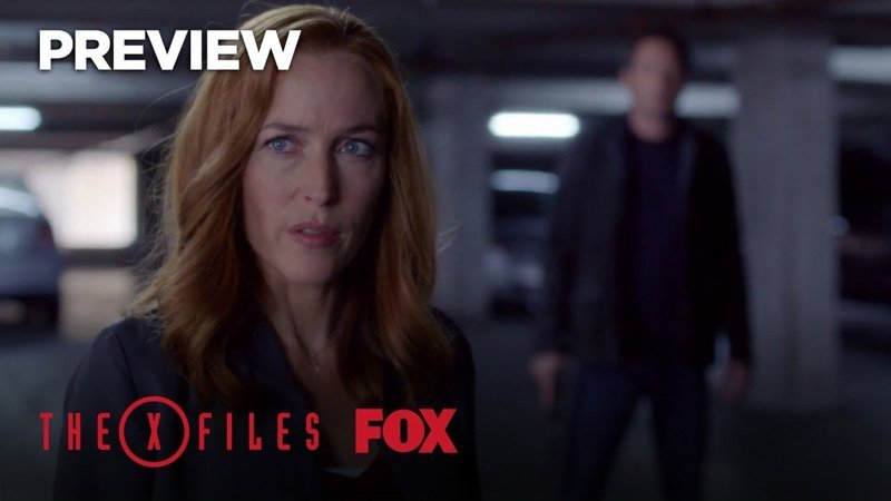 FOX Releases a New The X-Files Season 11 Promo