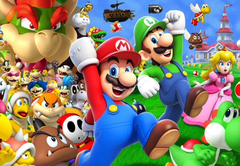 Mario Bros. Animated Movie Coming from Illumination Entertainment!